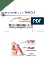 Biochem of Muscles