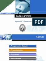 8_Subprogramas