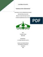 Cover Case Dermatitis Seboroik Fardhian