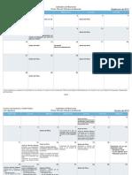 Calendario para aprobación del Paquete Económico en Cámara de Diputados