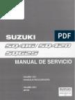 Manual de Servicio Grand Vitara v-1