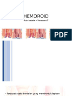 Topic List - HEMOROID