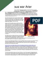 Jesus War Arier