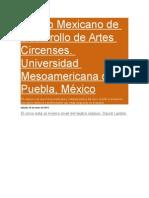Centro Mexicano de Desarrollo de Artes Circenses