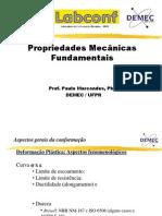 Propriedades Mecanicas Fundamentais