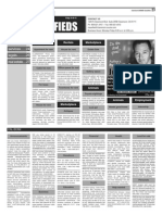 Claremont COURIER Classified 10-9-15