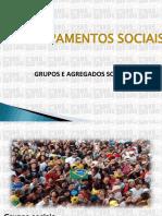 Grupos e Agregados Sociais