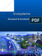 -Ecosystems Structure and Functioning