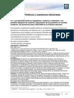 Lectura 16. Los Partidos Políticos y Cuestiones Electorales[1]