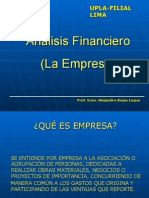 Analisis Financiero 2 y 3