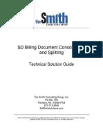 Sd Billing Document splitt