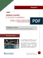 LECTURA_Funcion Cuadratica