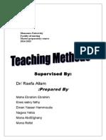 Teaching methods.doc