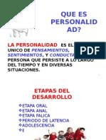 La Personalidad_Panorama General
