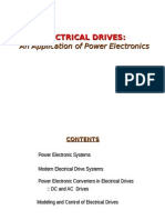 Power Eelectronic Drives