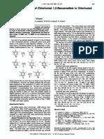 Limited Methylation of Chlorinated 1,2-Benzenediols to Chlorinated 2-Methoxyphenols
