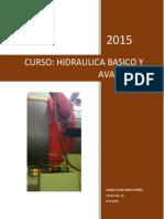 Temario Curso Hidraulica Basica y Avanzada