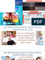 Key Principles and Tools for English Learners