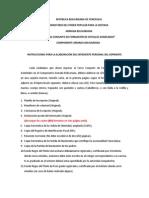 Instrucciones para la Elaboración del Expediente Personal Asimilados de la Armada - Notilogia
