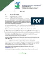 Registration Packet 2010