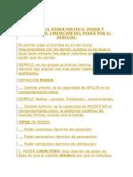 Estructura Politicas y Administrativas