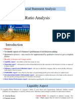 Ratio Analysis_Financial Statement Analysis