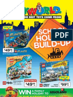 Holiday Build Up