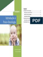 Introdução a Psico-oncologia