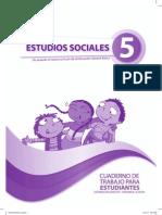 Cuaderno de Trabajo Sociales 5to Egb