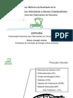 Emissões Veiculares Anfavea