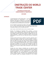 A Desconstrução Do World Trade Center - Ken Wilber