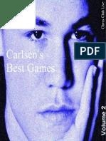 Carlsen's Best Games Volume 2