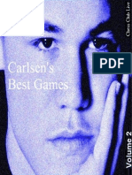 Carlsen's Best Games Volume 2