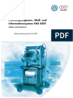 SP 202 - Fahrzeugdiagnose-, und Mess- und Infomationssystem VAS