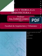 Historia Arquitectónica de Roma