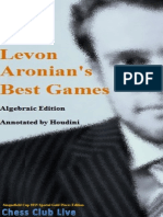 Levon Aronian Best Games 2015 Sinquefield
