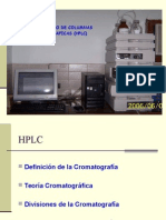 Charla HPLC