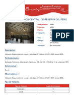 Museo Del Banco Central de Reserva Del Peru