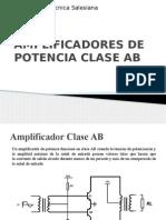 Amplificadores de Potencia Clase Ab1