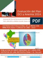 Evaluación Del Plan DCI – Anemia 2014-4