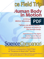Science Companion Human Body Field Trip