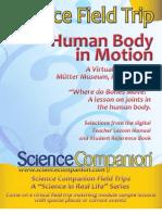 Science Companion Human Body Field Trip