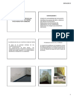 Evaluacion y Diagnostico Humedad en Adobe