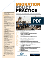 Migration Policy Practice - Issue 22 2015