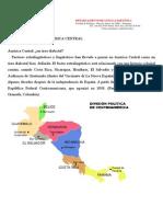 5. El Espanol de America Central