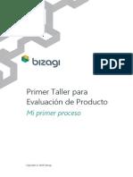 Bizagi-Taller Para Evaluacion de Producto