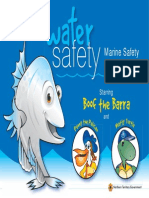 Marine Safety Book Kids