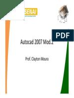 Autocad 2007 Aula02