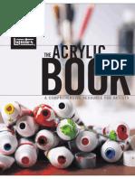 Acrylic Book