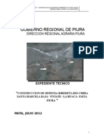 105772126 Defensas Riberenas Rio Chira Sector Santa Marcela Piura Peru